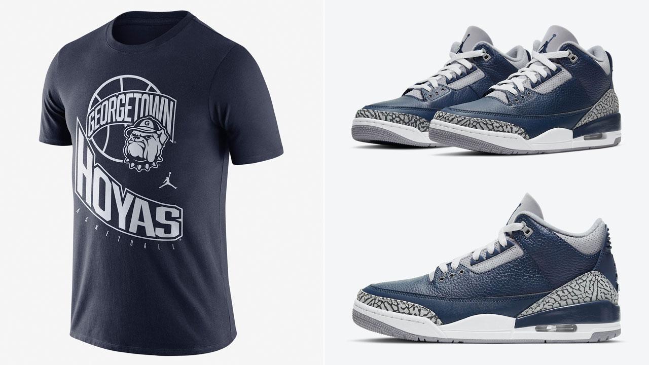 air-jordan-3-midnight-navy-georgetown-shirt
