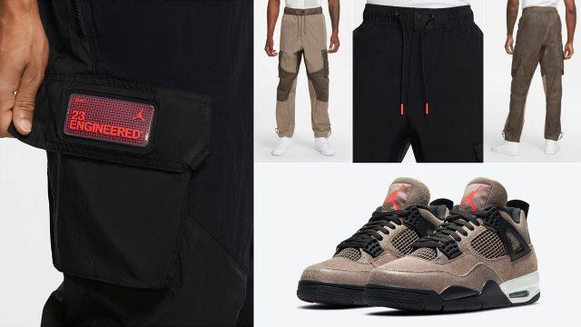 air-jordan-4-taupe-haze-cargo-pants-outfit