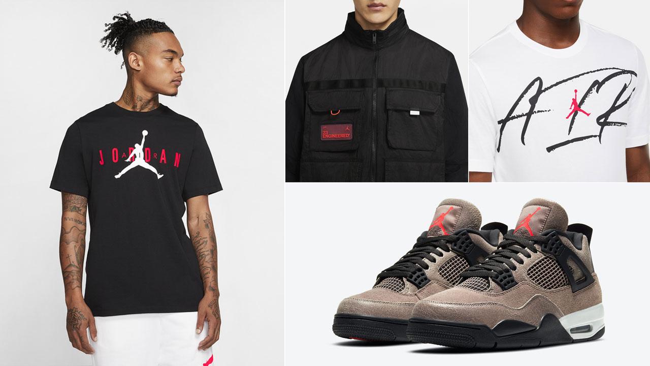 air-jordan-4-taupe-haze-shirts-clothing-outfits