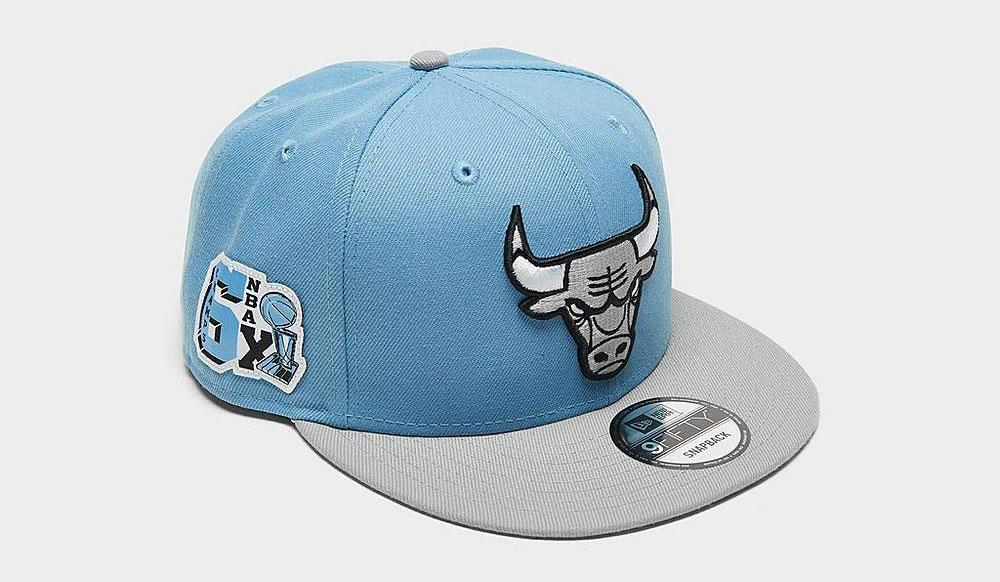 air-jordan-4-university-blue-bulls-snapback-cap-1