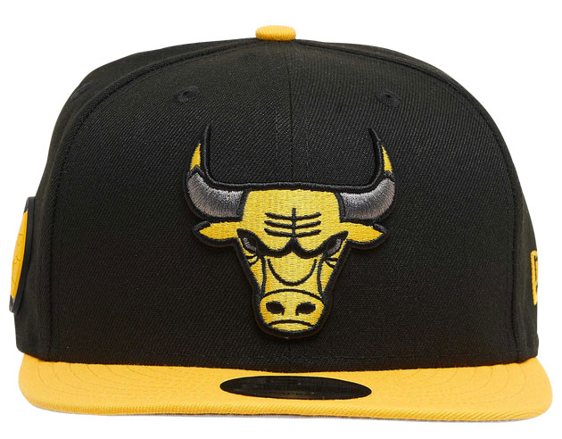 air-jordan-9-university-gold-bulls-hat-2