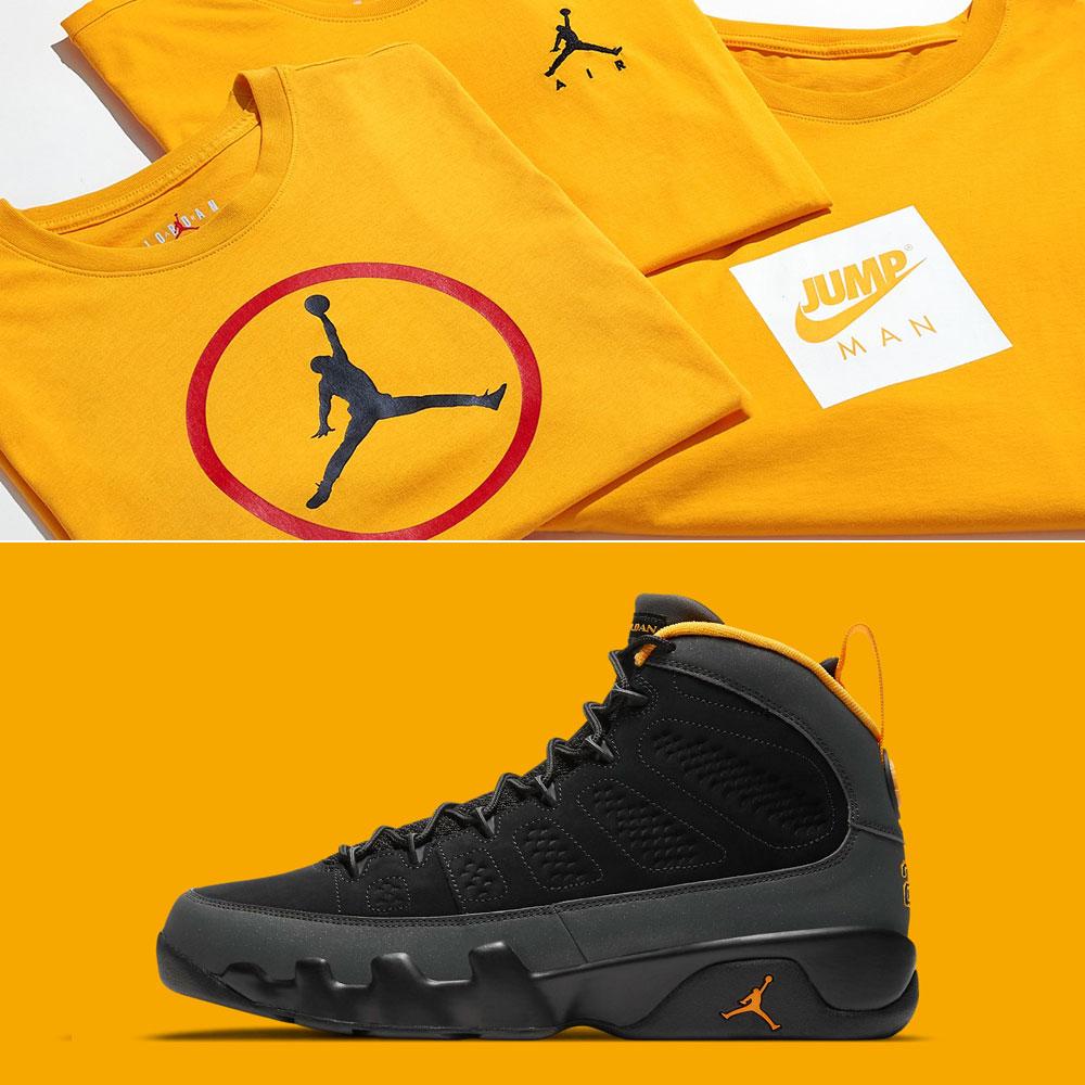 air-jordan-9-university-gold-shirts