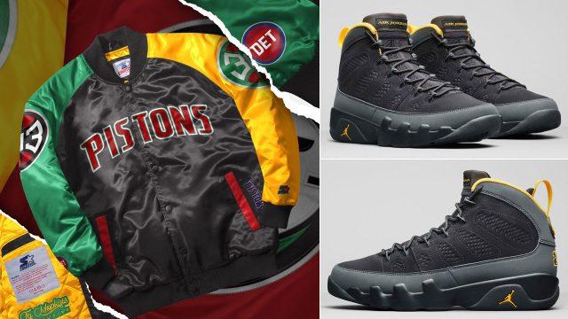 air-jordan-9-university-gold-starter-jacket-black-history-month-match