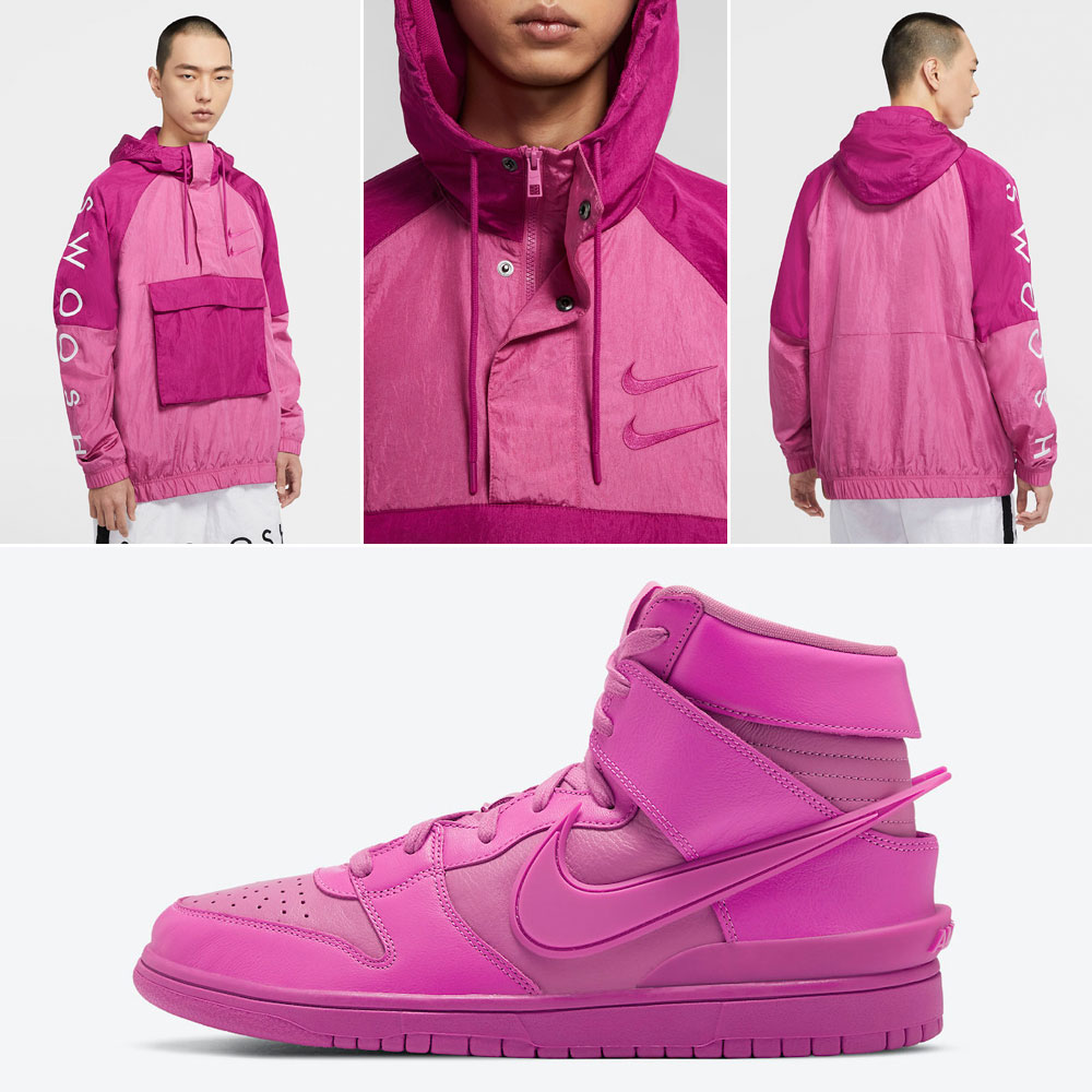 ambush-nike-dunk-high-cosmic-fuchsia-clothing