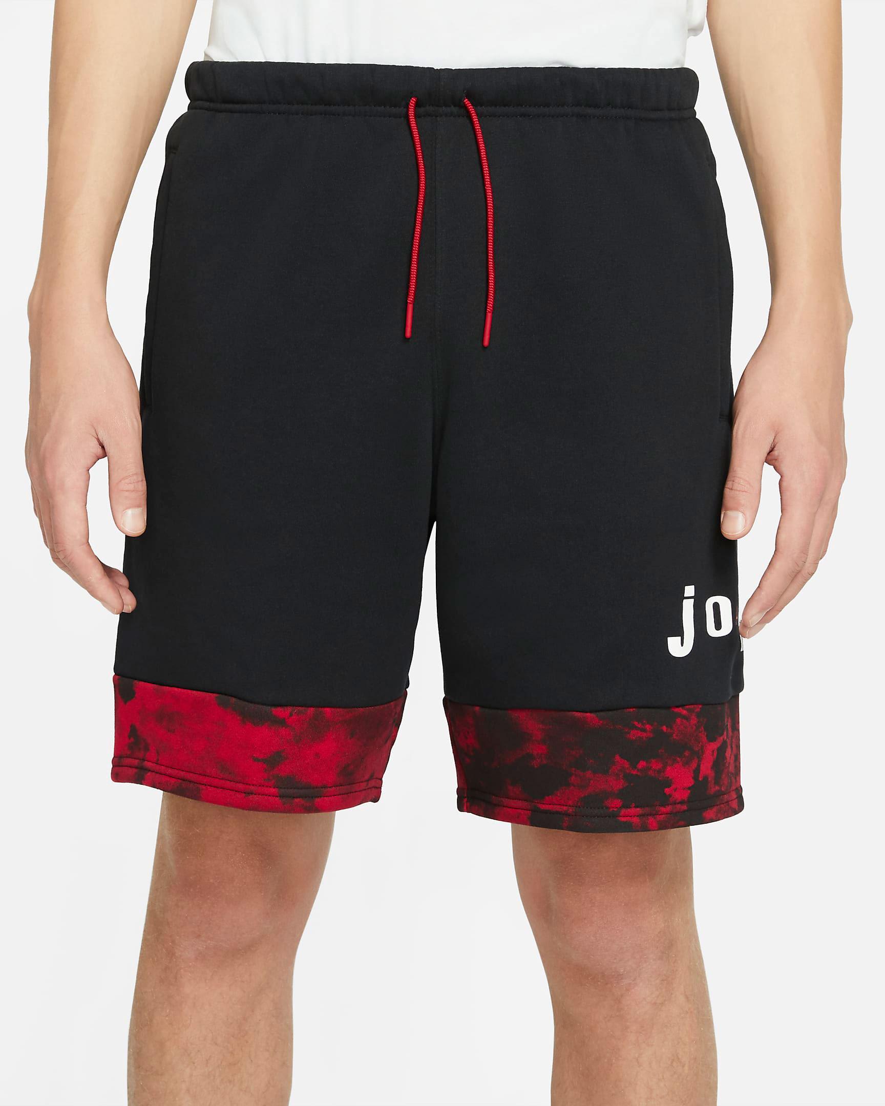carmine-air-jordan-6-2021-shorts-2