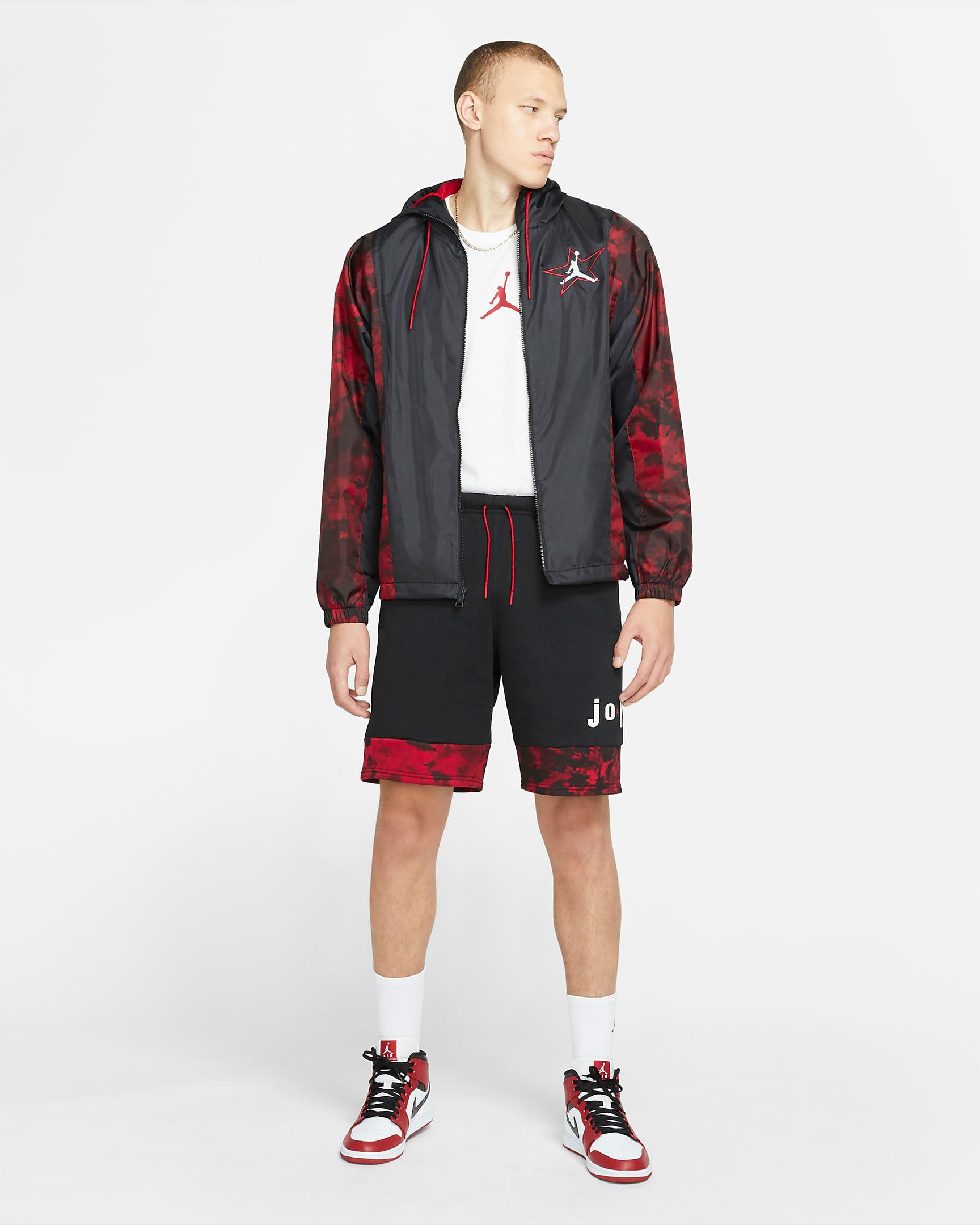 carmine-air-jordan-6-2021-shorts-jacket-outfit