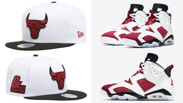 carmine-jordan-6-2021-bulls-hat