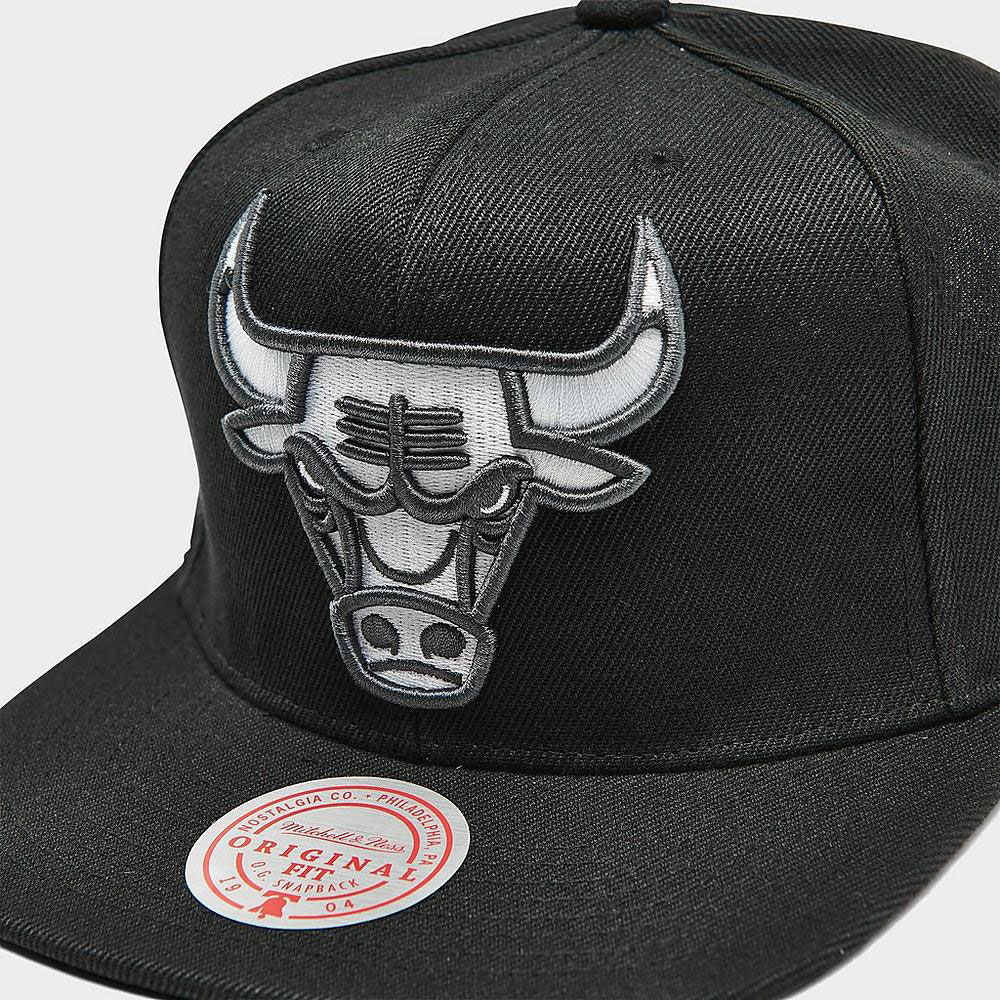 chicago-bulls-black-white-grey-snapback-hat-mitchell-ness-1