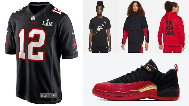 jordan-12-low-super-bowl-lv-clothing-outfits-match