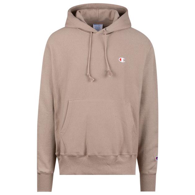 jordan-4-taupe-haze-champion-hoodie