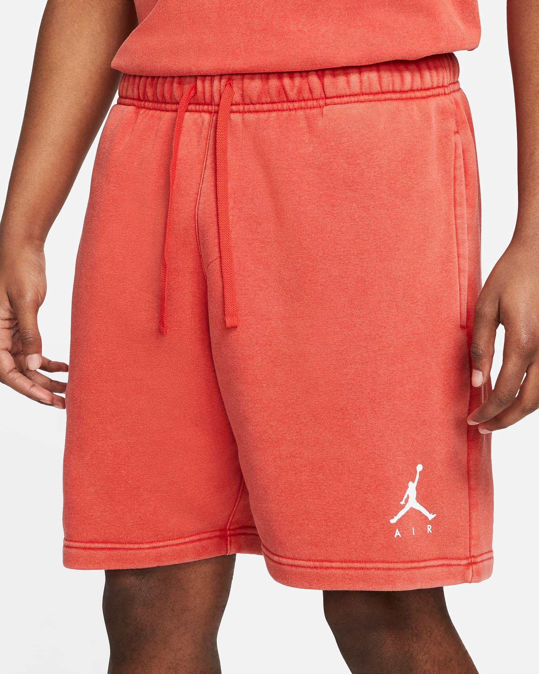 jordan-4-taupe-haze-infrared-shorts-1