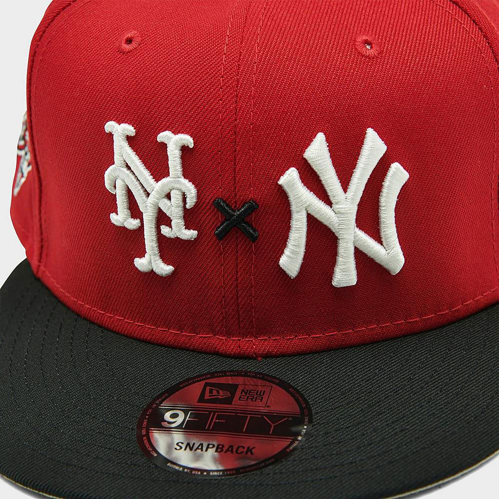 jordan-6-carmine-new-era-new-york-yankees-mets-red-black-snapback-hat-1