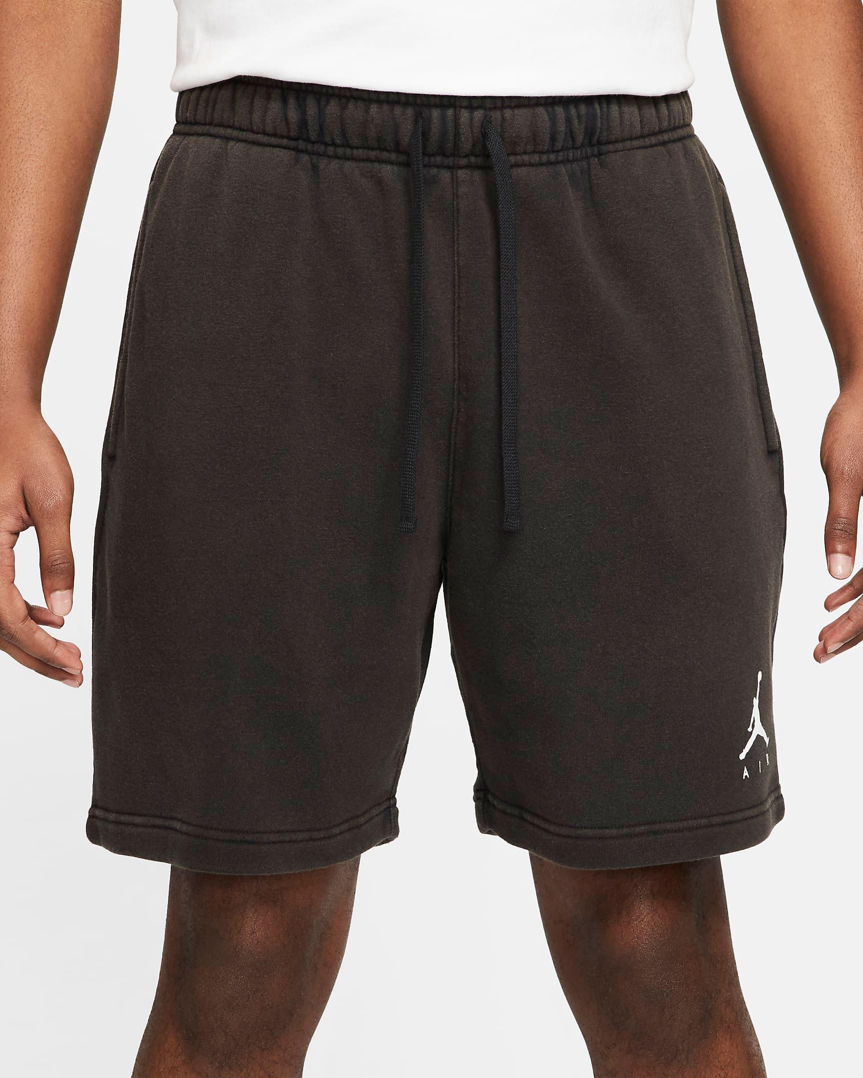 jordan-jumpman-air-washed-black-fleece-shorts-1