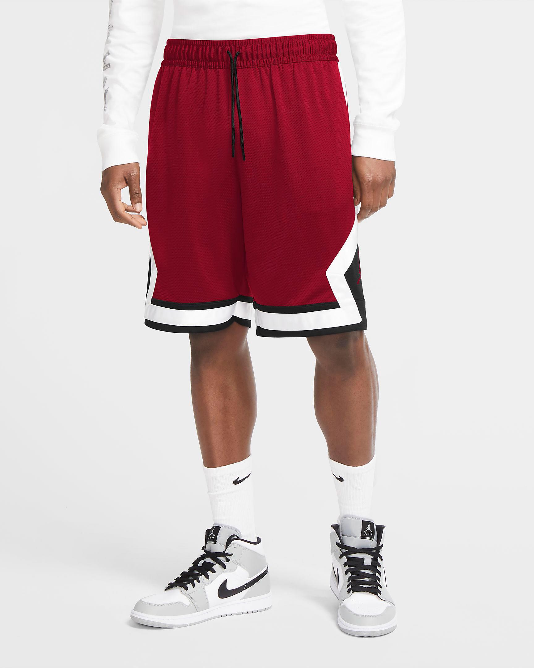 jordan-jumpman-diamond-shorts-gym-red-black-white-1