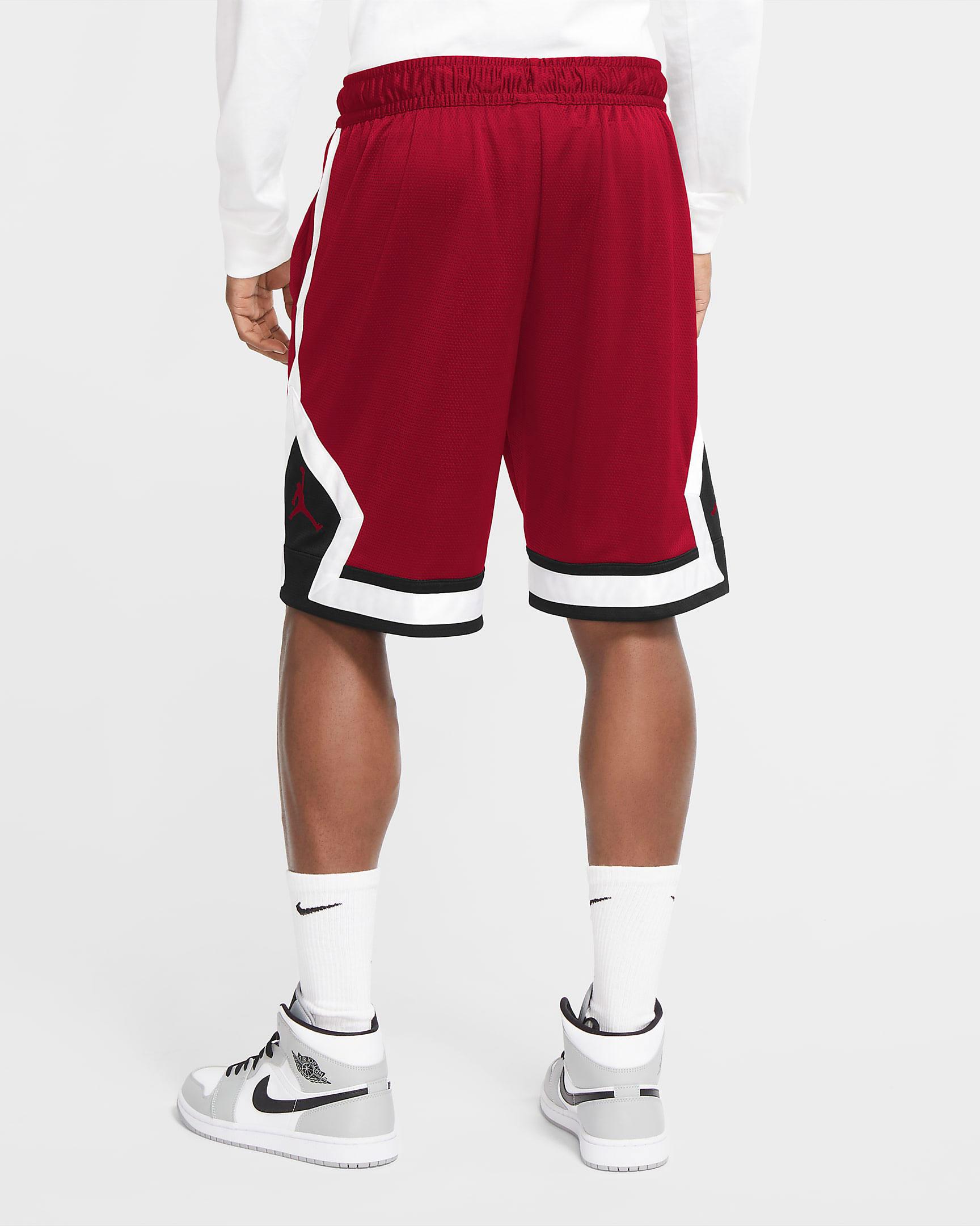jordan-jumpman-diamond-shorts-gym-red-black-white-2