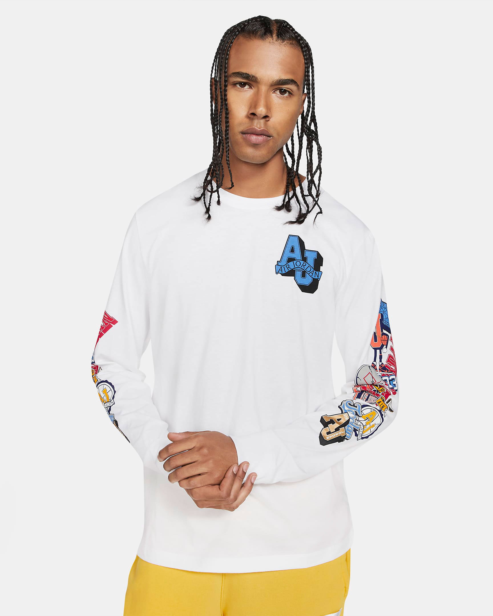 jordan-white-university-blue-varsity-long-sleeve-shirt-1
