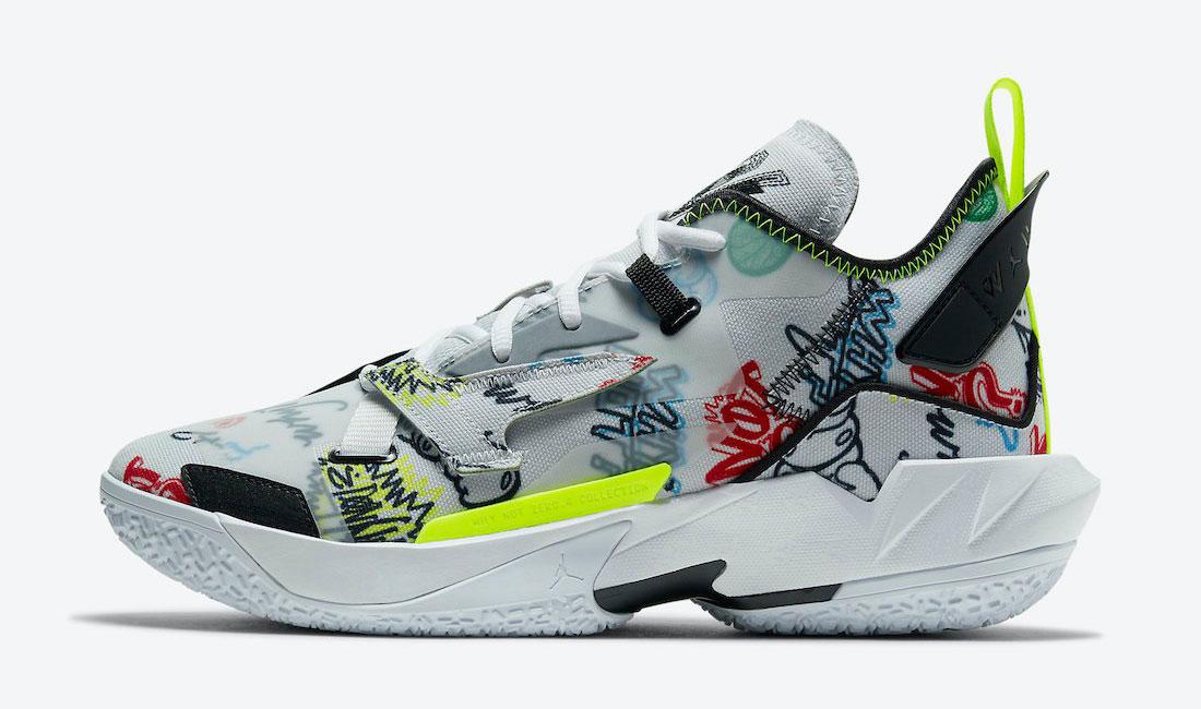 jordan-why-not-zer04-graffiti-multi-color-volt-sneaker-clothing-match