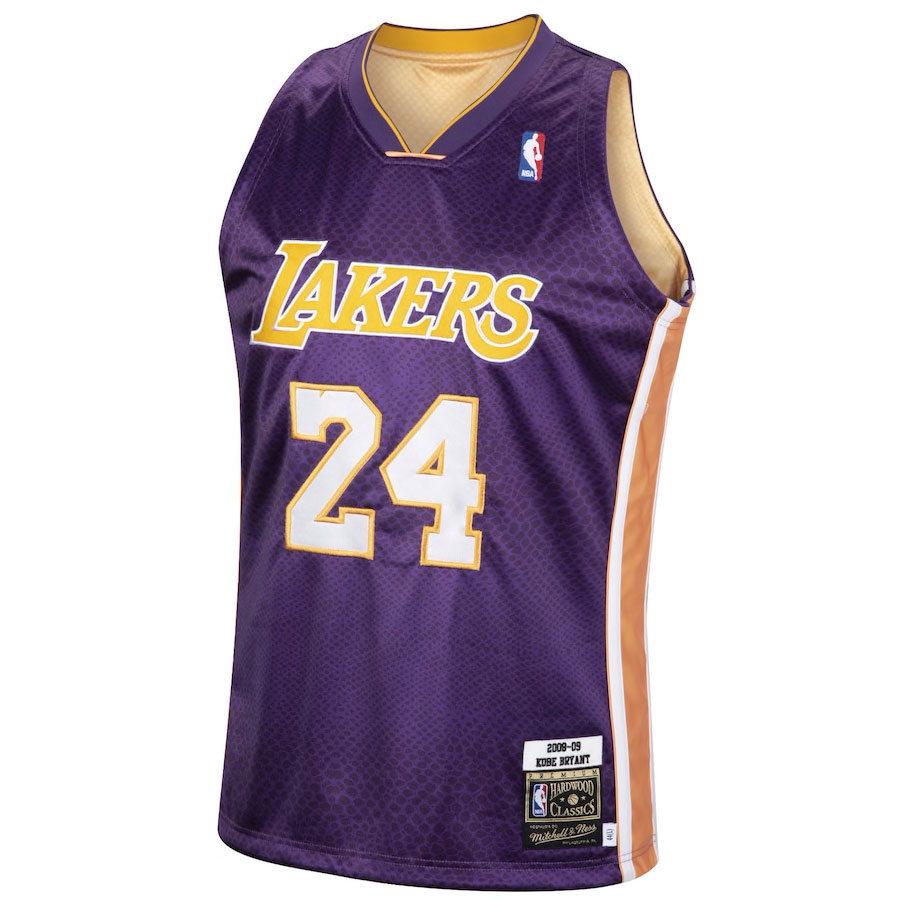 kobe-bryant-lakers-reversible-snakeskin-purple-number-24-jersey-front