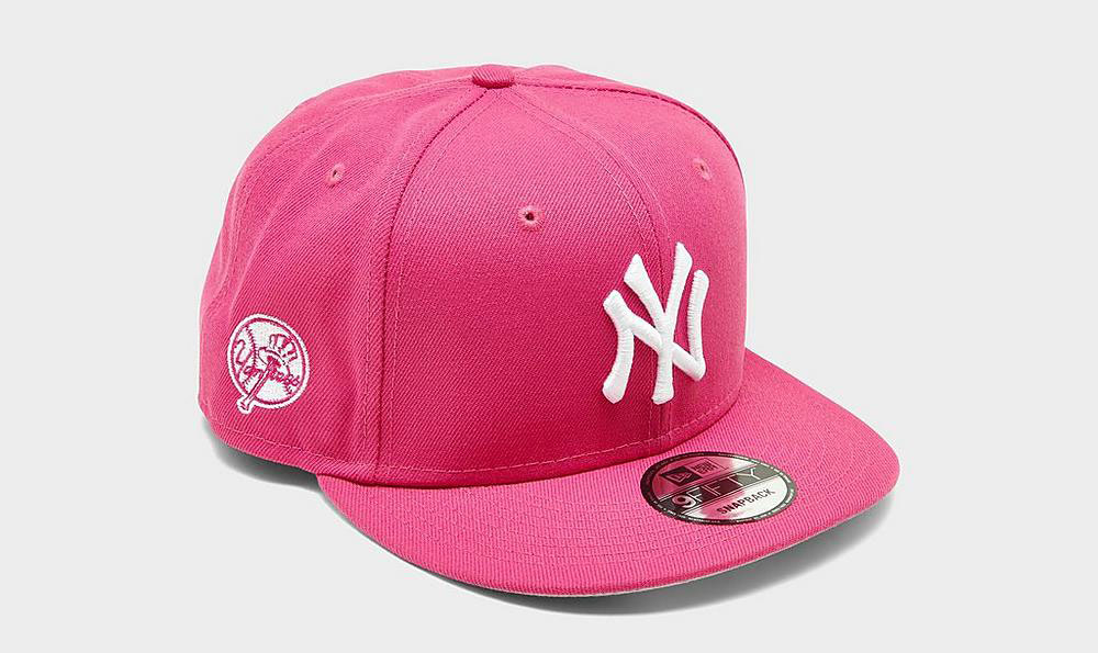 new-era-new-york-yankees-pink-snapback-hat-1