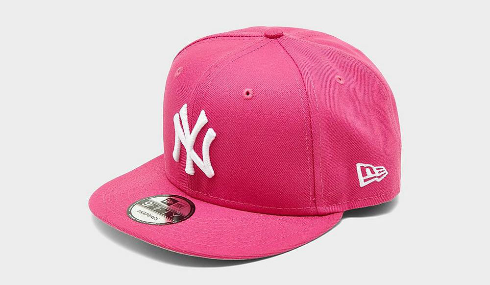 new-era-new-york-yankees-pink-snapback-hat-2
