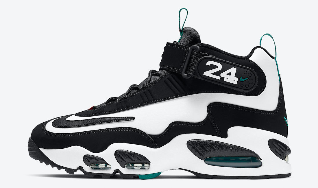 nike air griffey max 1 freshwater 2021 sneaker clothing match