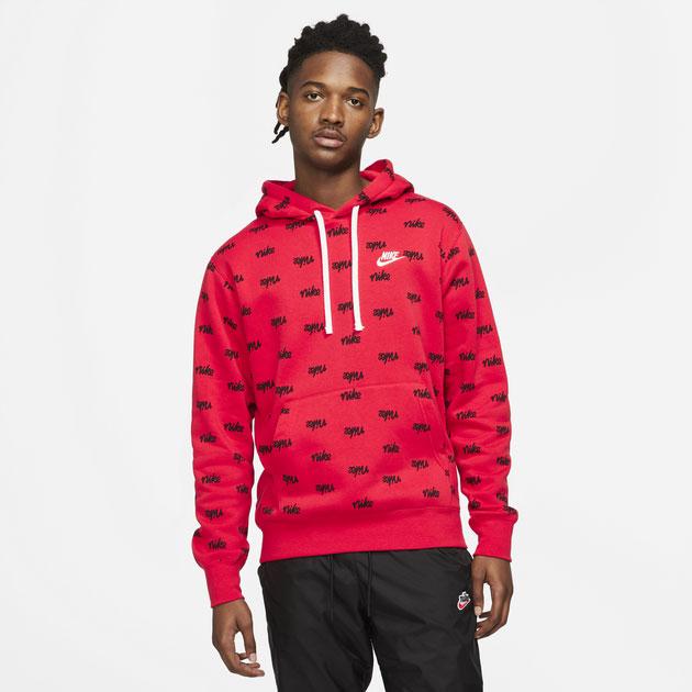 nike-club-script-hoodie-university-red