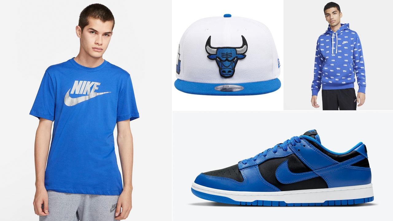 nike-dunk-low-hyper-cobalt-shirt-outfits