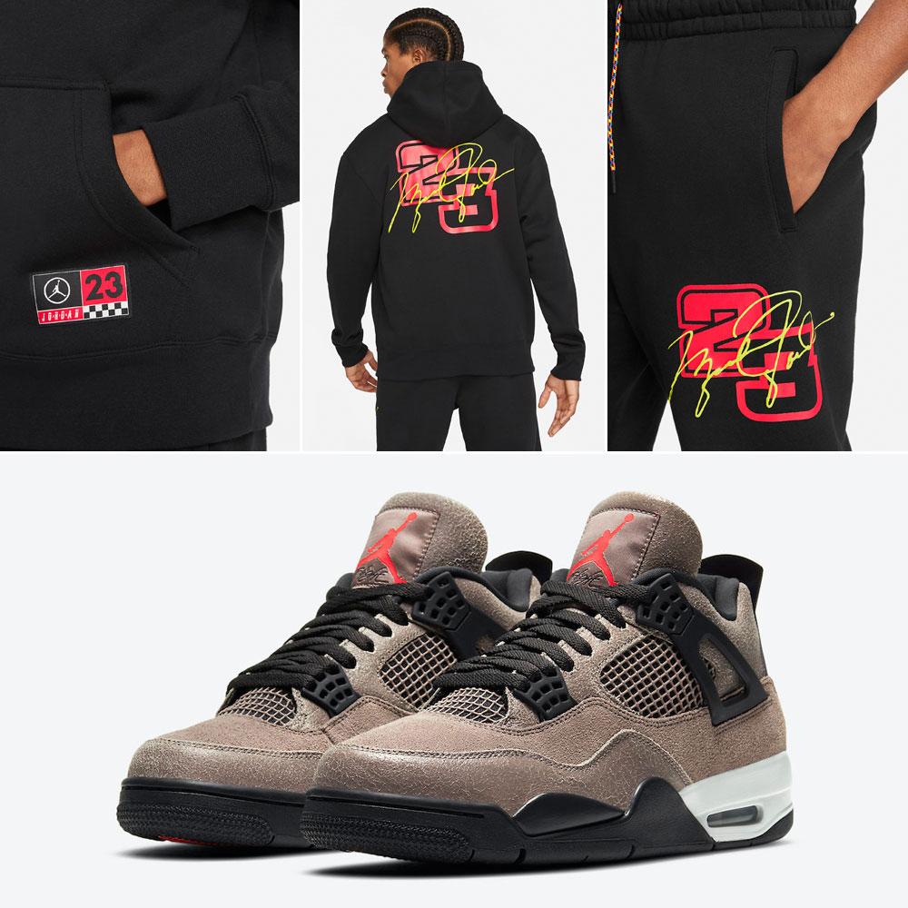taupe-haze-air-jordan-4-hoodie-joggers-outfit