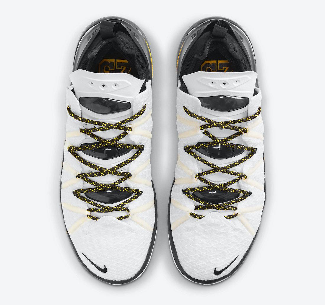 Nike-LeBron-18-Home-White-Amarillo-Black-CQ9283-100-Release-Date-3