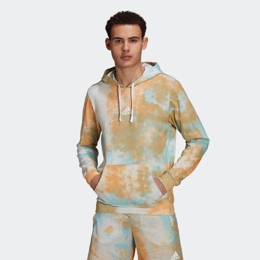 adidas-essentials-tie-dyed-hoodie-orange-blue-1