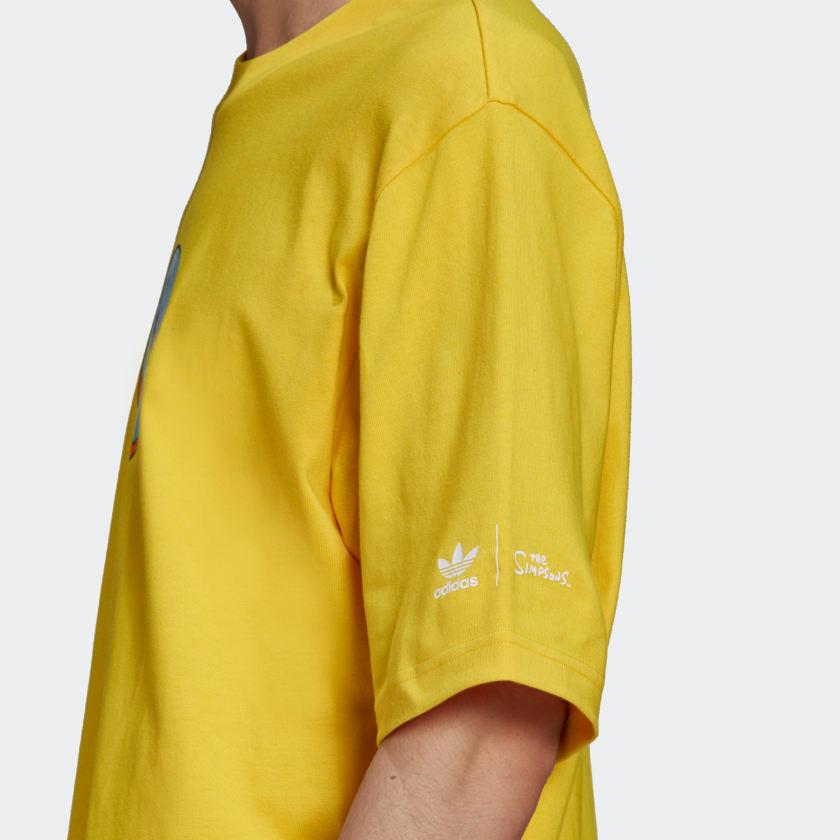 adidas-the-simpsons-donut-tee-shirt-yellow-2