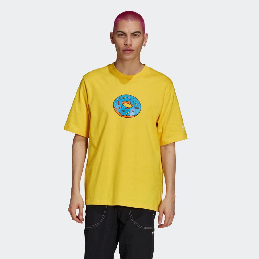 adidas-the-simpsons-donut-tee-shirt-yellow-3