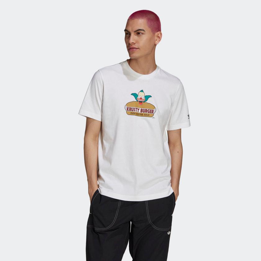 adidas-the-simpsons-krusty-burger-tee-shirt-1