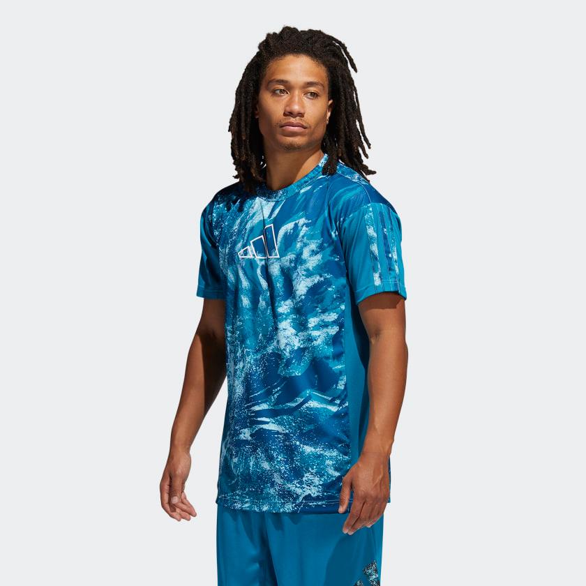 adidas-yeezy-700-kyanite-shirt-match-1