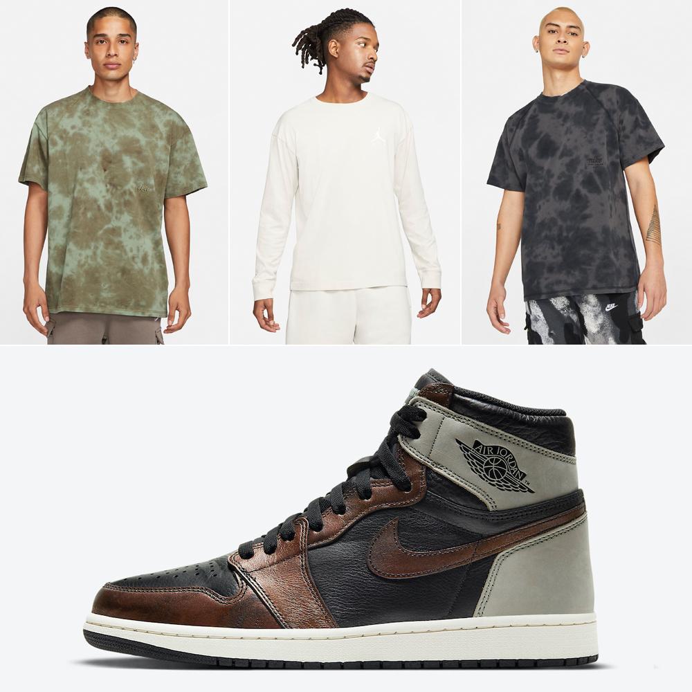 air-jordan-1-high-patina-light-army-shirts