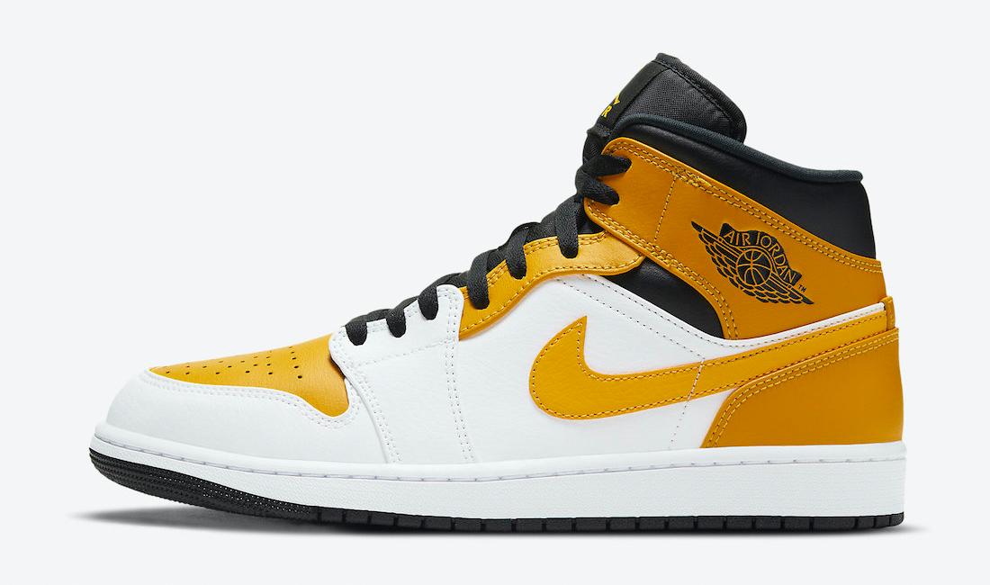 air-jordan-1-mid-university-gold-sneaker-clothing-match