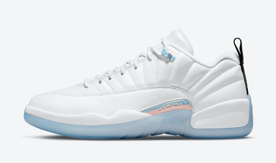 air-jordan-12-low-easter-sneaker-clothing-match