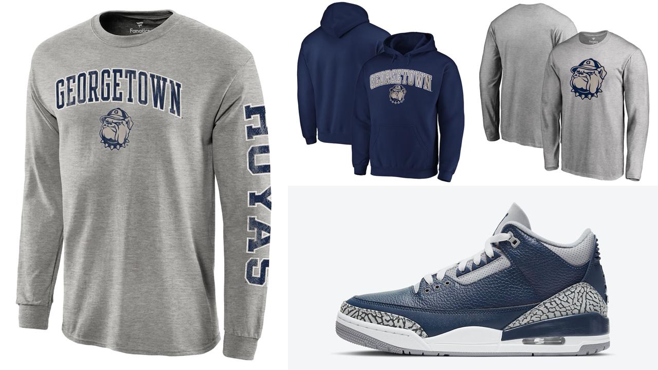 air-jordan-3-georgetown-shirts-clothing