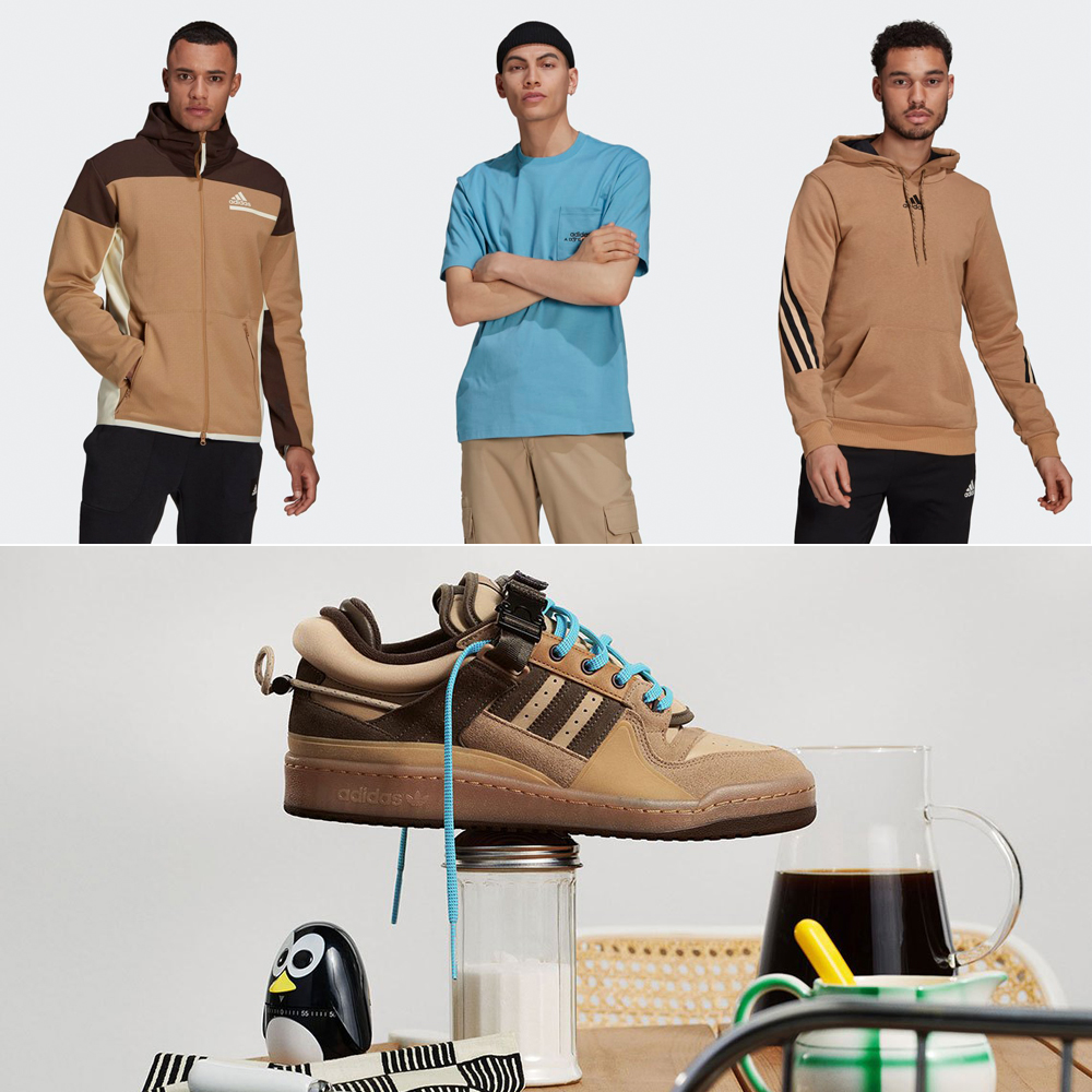 bad-bunny-adidas-forum-low-first-cafe-shirts-clothing-match