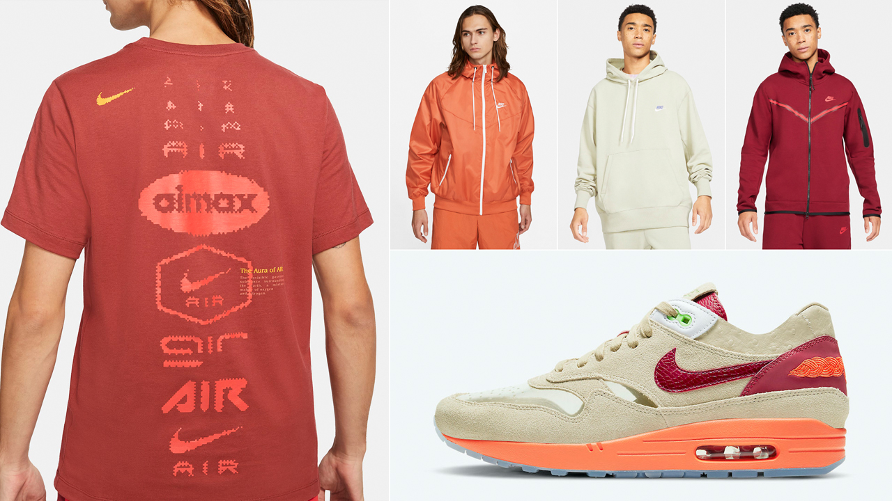 clot-nike-air-max-1-kiss-of-death-2021-shirts-outfits