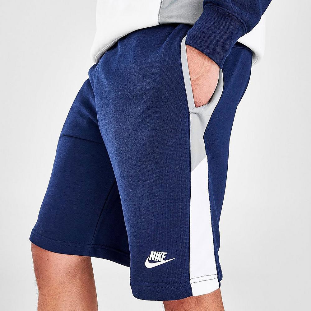 jordan-3-georgetown-midnight-navy-grey-nike-shorts