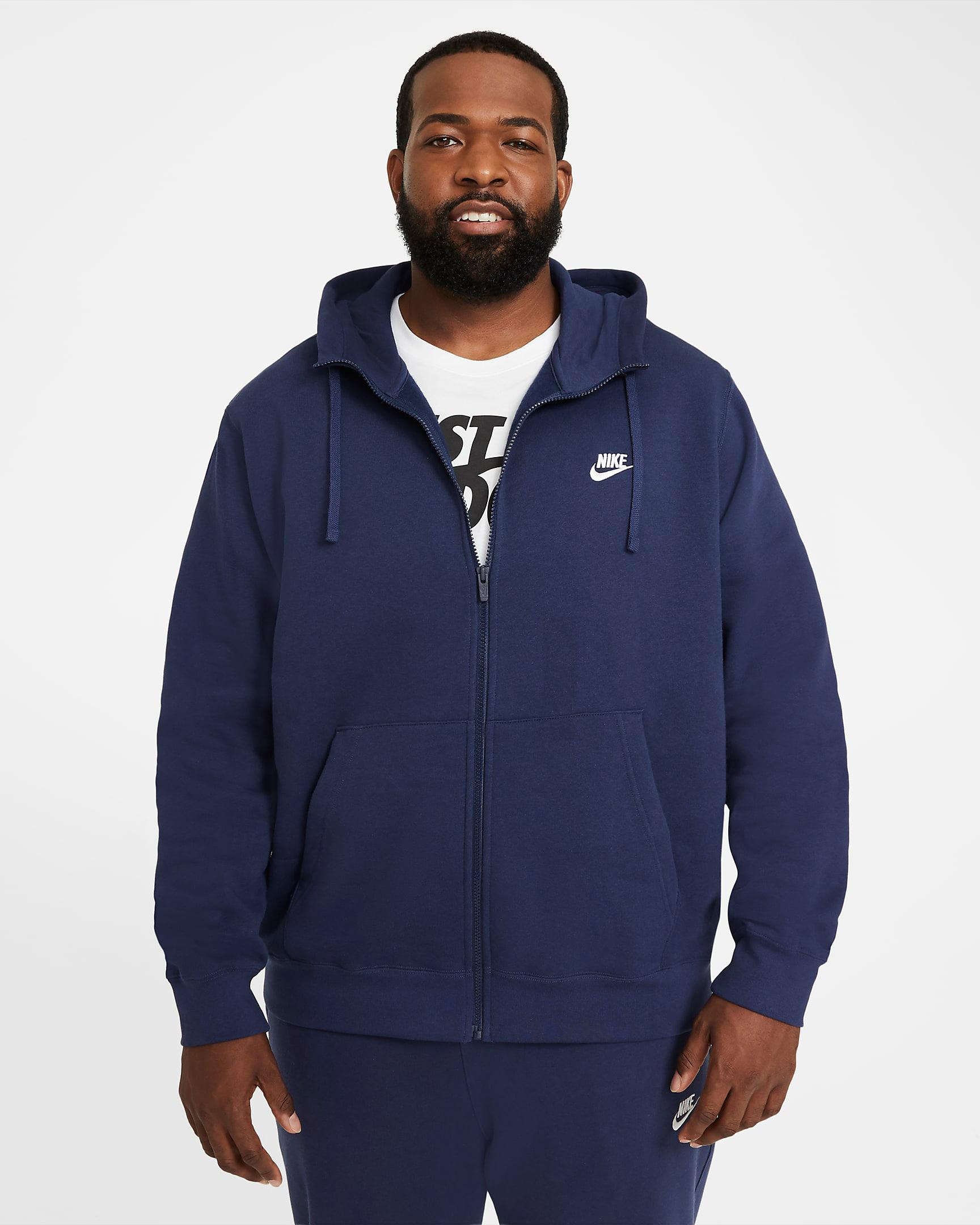 jordan-3-midnight-navy-nike-club-zip-hoodie