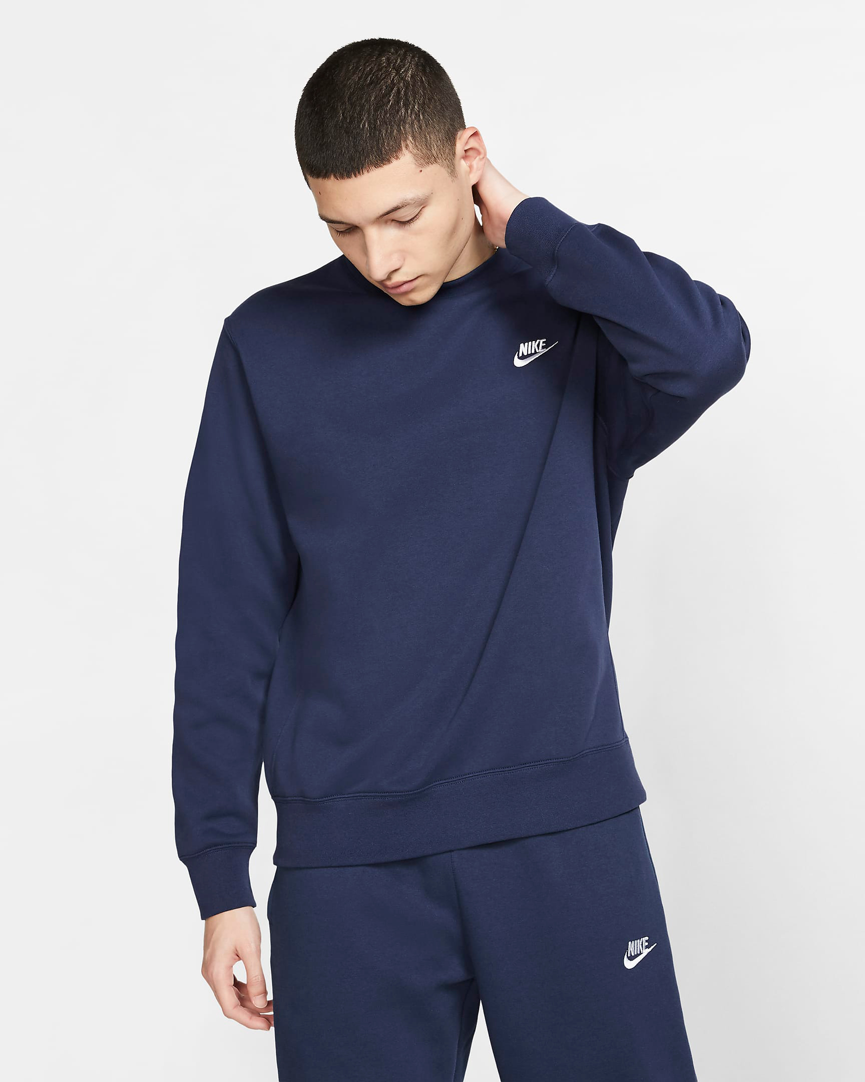jordan-3-midnight-navy-nike-crew-sweatshirt