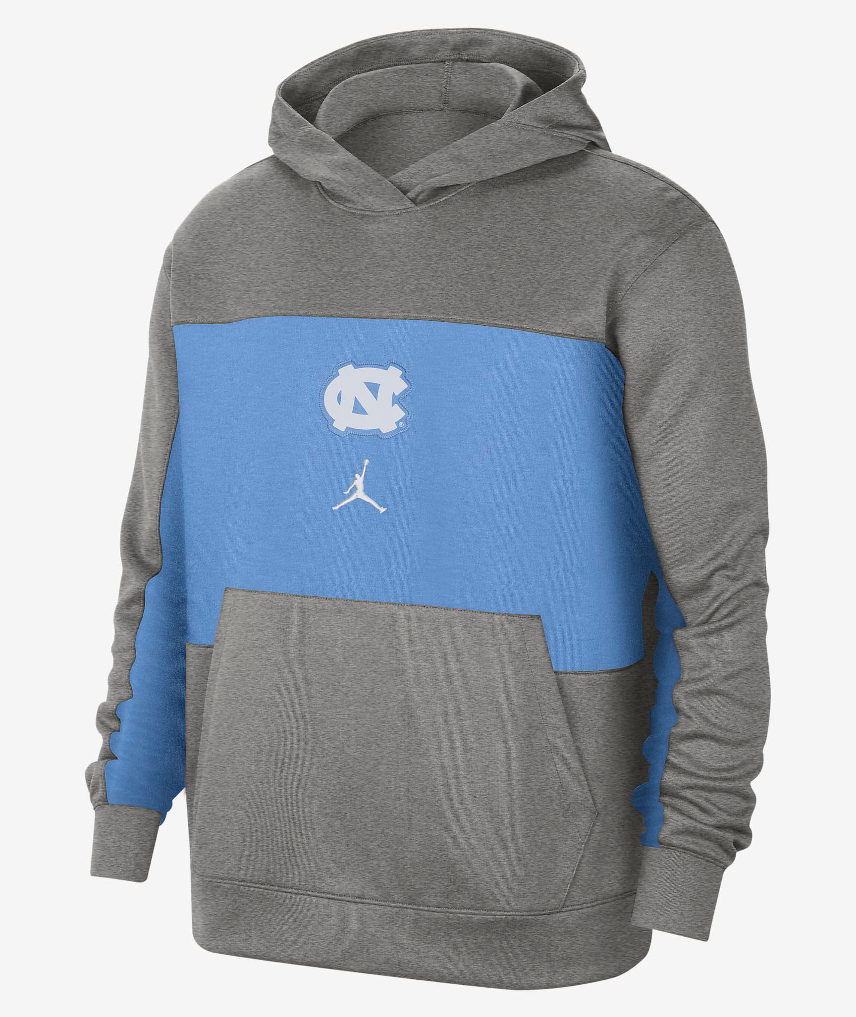jordan-4-university-blue-grey-unc-hoodie