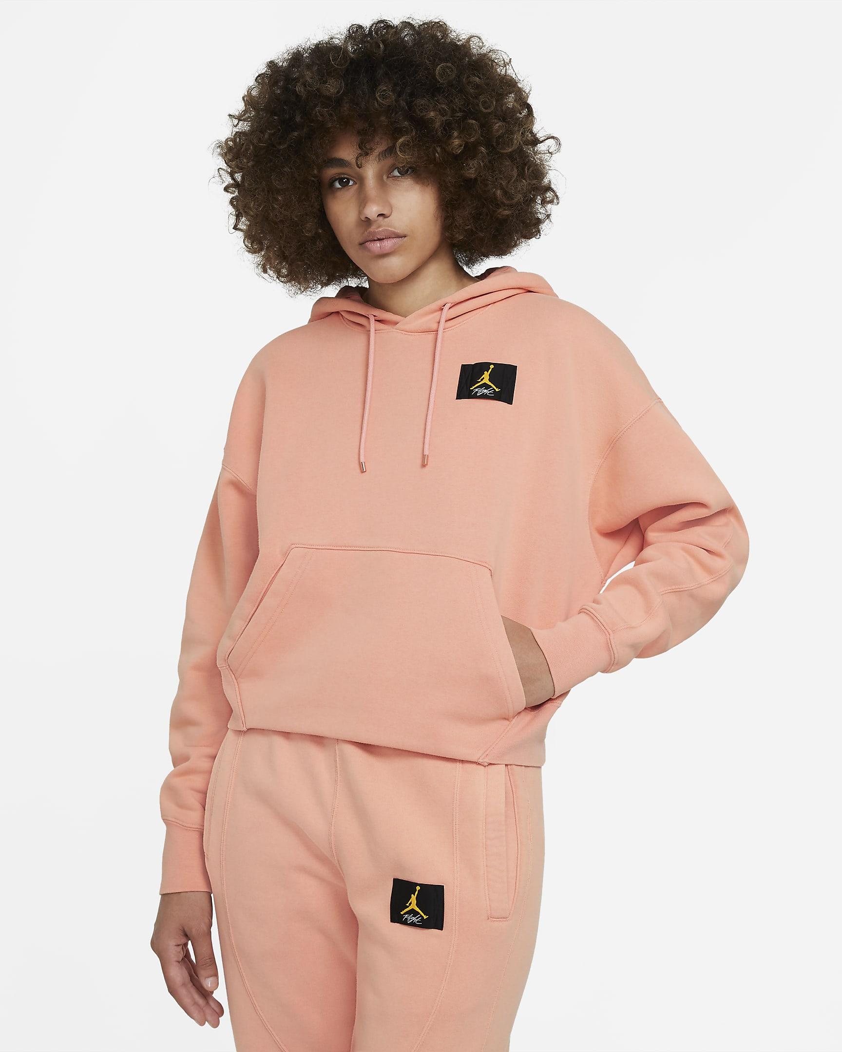 jordan-flight-womens-fleece-pullover-hoodie-wJP95l-2