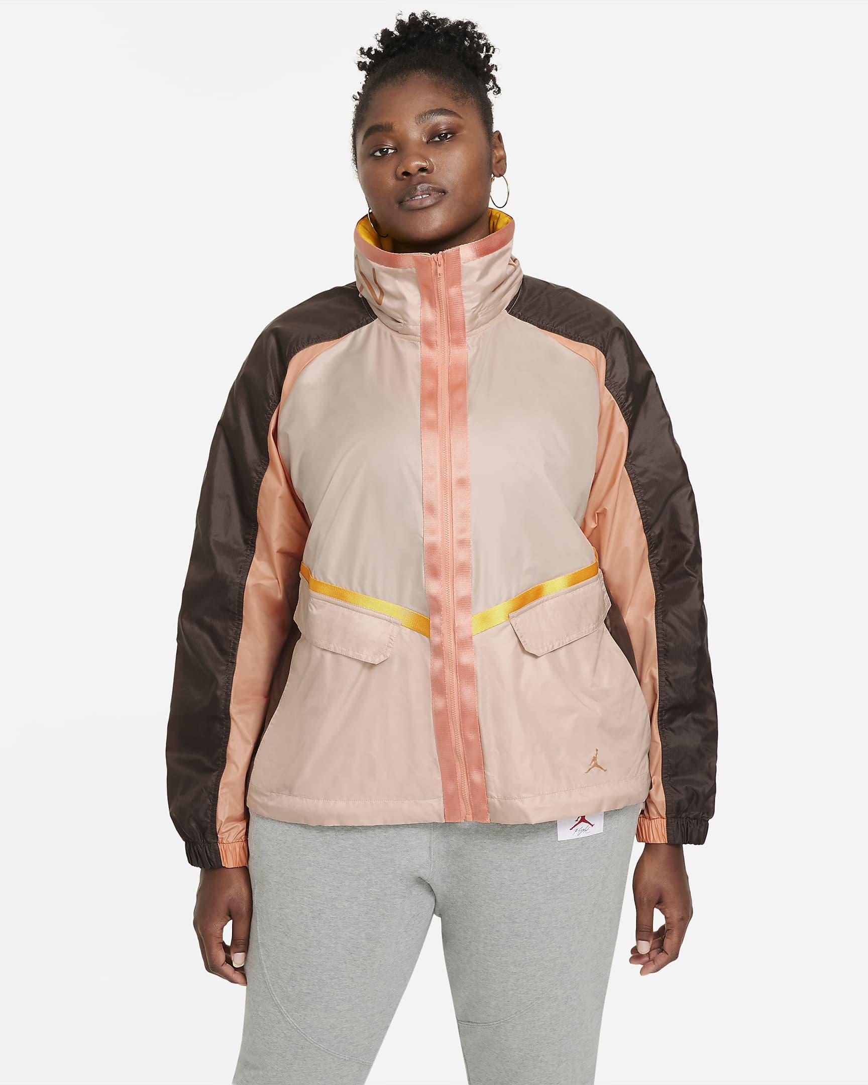 jordan-future-primal-womens-lightweight-jacket-plus-size-lszf6Q