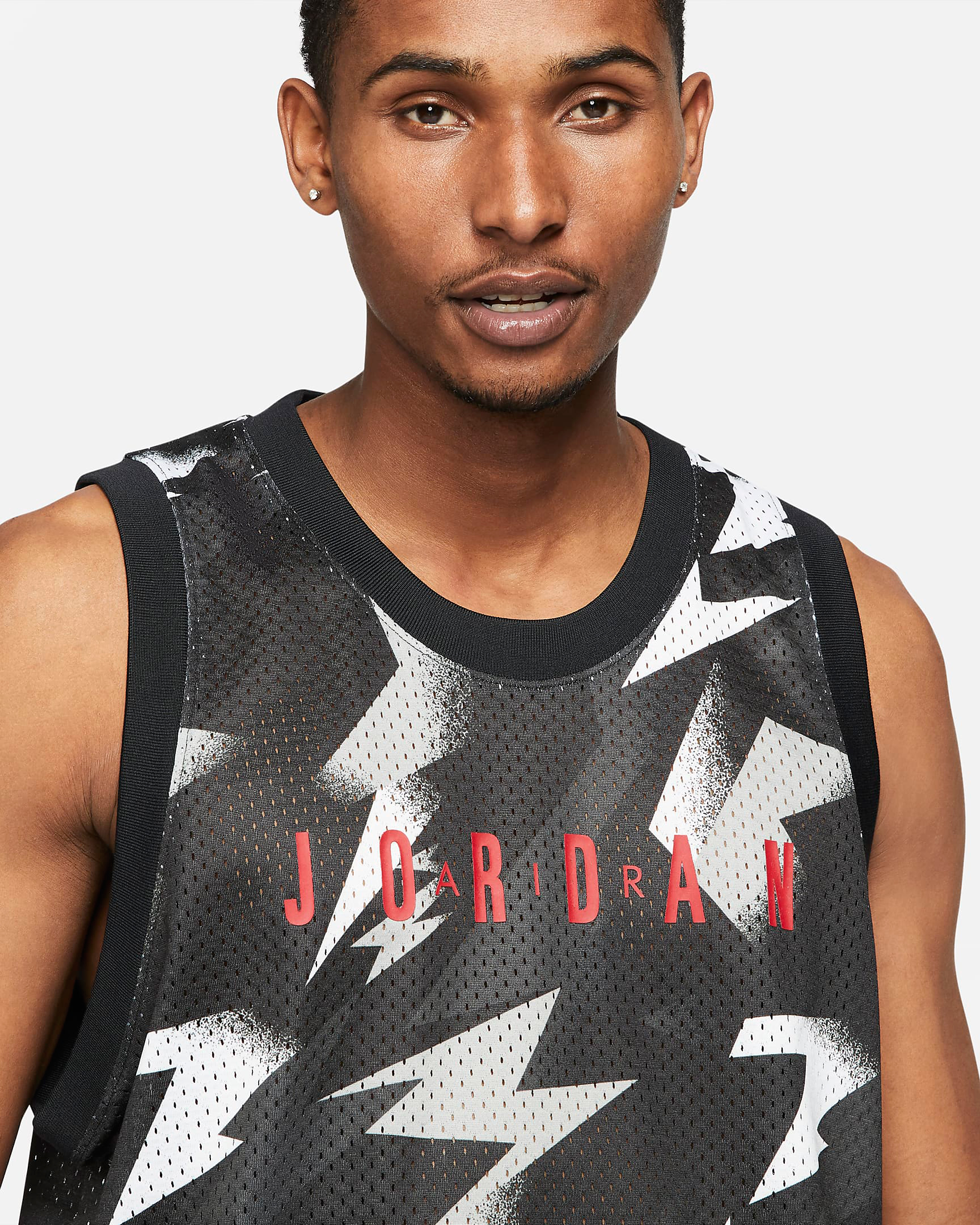 jordan-jumpman-printed-jersey-black-white-red-1