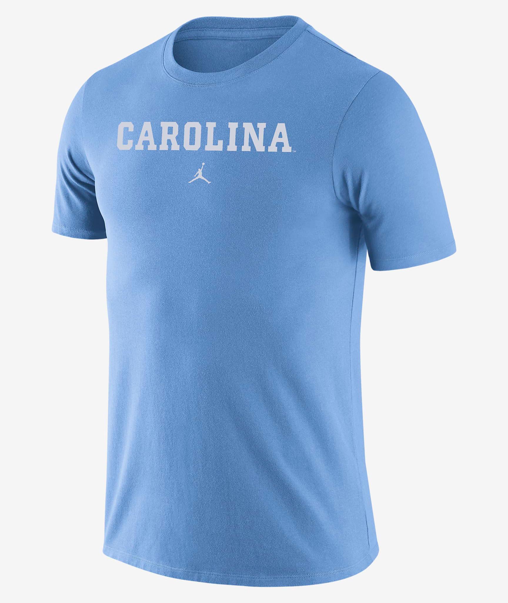 jordan-university-blue-unc-shirt