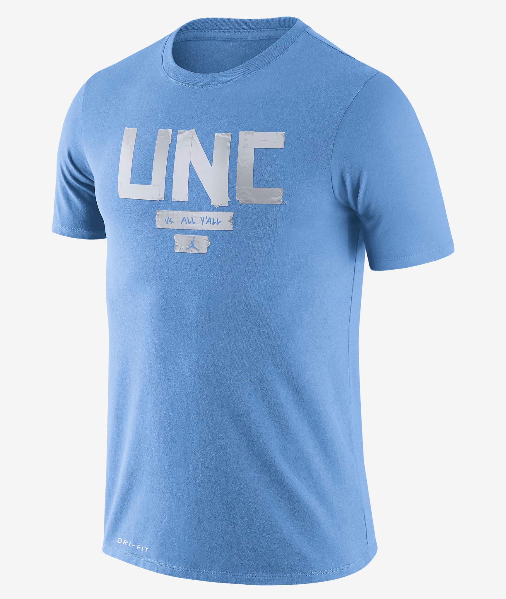 jordan-university-blue-unc-vs-all-yall-shirt-