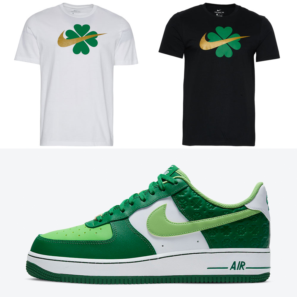 nike-air-force-1-st-patricks-day-2021-shirts